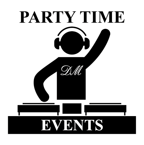 Logo Party Time Events